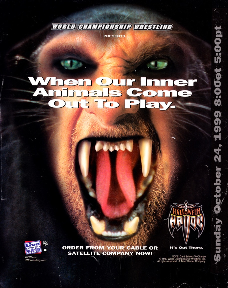 This Day in WCW History: WCW Halloween Havoc 1999 Took Place in ...