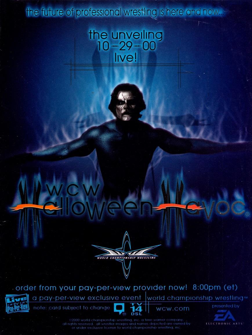 halloween havoc 1999