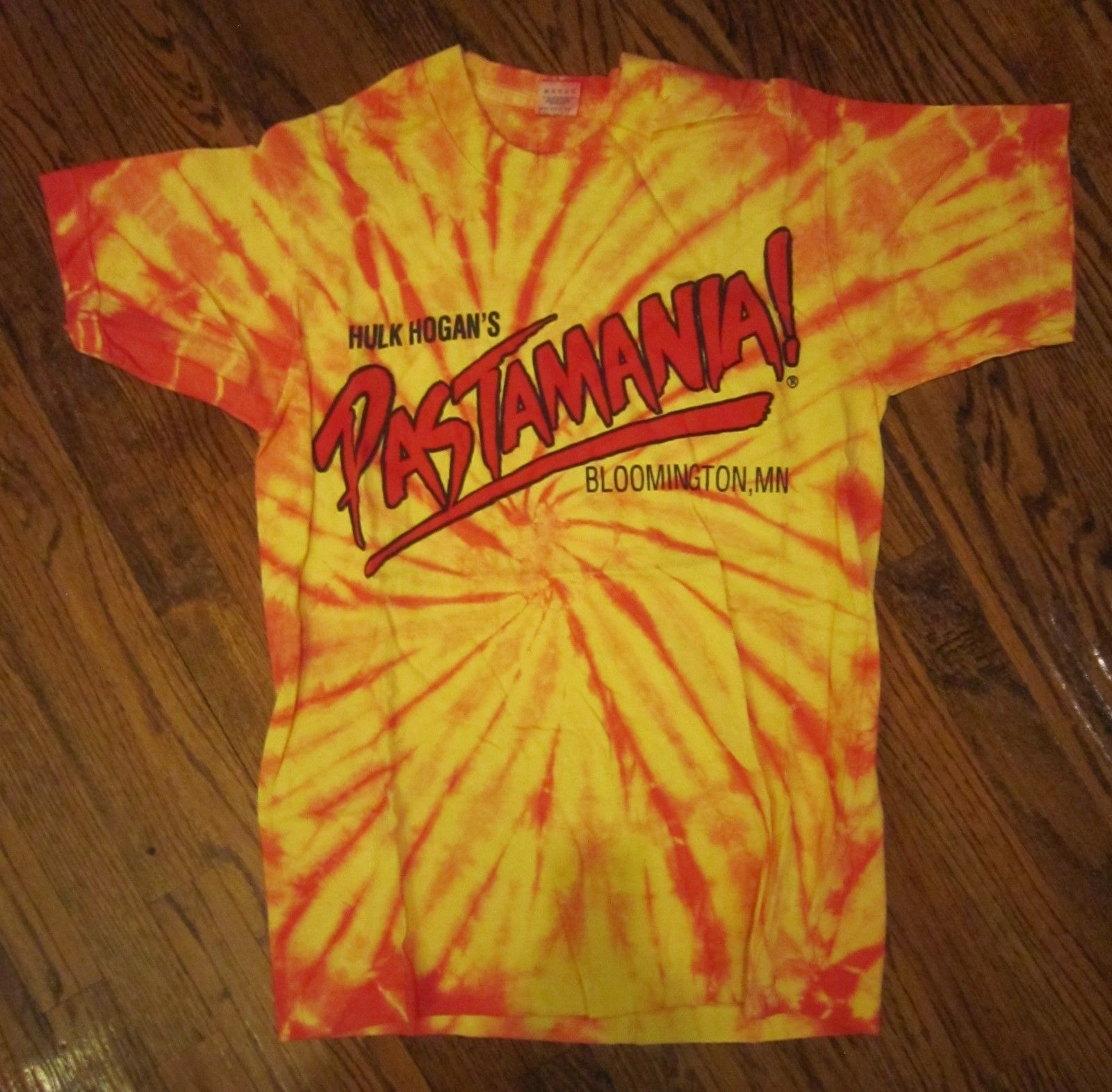 hulk hogan t shirt